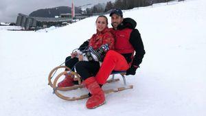 Leonard Freier & Caona: Erster Urlaub nach Liebes-Comeback