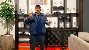 Nur noch Gucci: Was gibt Capital Bra bei Shoppingtour aus?