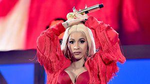 Bei American Music Awards: Cardi B plant sexy Bühnen-Show!