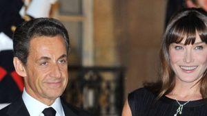 Nicolas Sarkozy und Carla Bruni Sarkozy