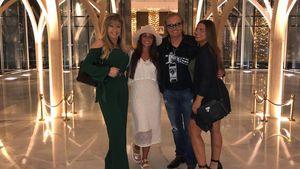 Gemeinsam in Dubai: Sarah Lombardi trifft die Geissens!