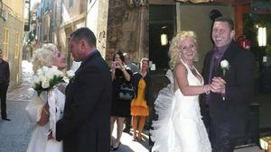 Zeit ohne Muckis: So sah Caroline Robens beim Heiraten aus!