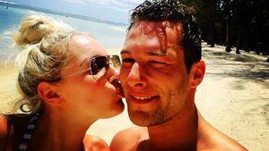 Verliebt auf Mauritius: Wen knutscht Bachelor-Caro denn da?