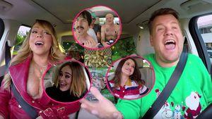 """Die Weihnachtsausgabe von """"Carpool Karaoke"""" 2016"""