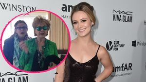 Carrie Fisher, Debbie Reynolds und Billie Lourd