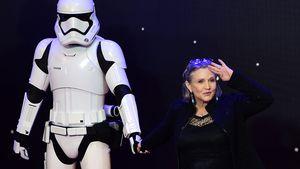 """1. Todestag: Bewegende Erinnerungen an """"Star Wars""""-Carrie"""