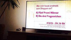 """Peinliche VOX-Panne bei """"Promi-Shopping-King""""!"""