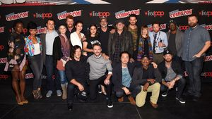 "Cast und Crew von ""The Walking Dead"""