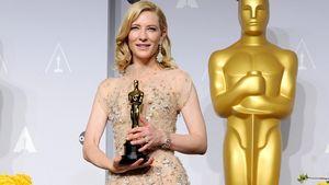Cate Blanchett trug 18 Millionen Dollar am Körper