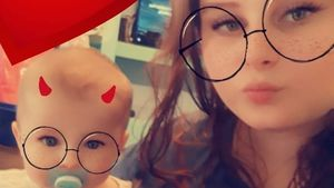 Wegen Magen-Tabletten: Calantha Wollny stillt Tochter nicht