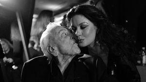 """""""Vermisse dich"""": Catherine Zeta-Jones gedenkt Kirk Douglas"""