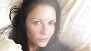Catherine Zeta-Jones ohne Make-up: So wunderschön mit 47!