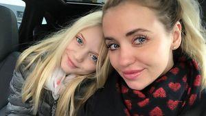 Cathy Lugner (rechts) und ihre Tochter Leonie