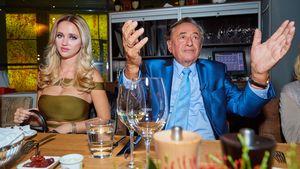 Cathy und Richard Lugner in Wien