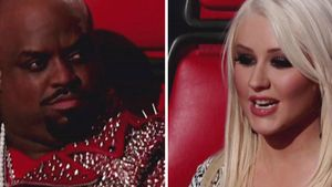 Christina Aguilera macht's mit Cee Lo Green