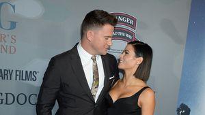 Wie frisch verliebt! Channing & Jenna turteln auf Red Carpet