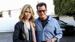 Charlie Sheen mit Freundin Jules