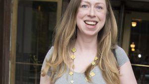 Clinton-Tochter Chelsea: Erstes Foto vom Babybauch