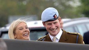 """Vor Hochzeit: Das ist Prinz Harrys """"kleines schwarzes Buch"""""""