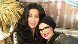 Kreisch! Bei Cher wird selbst Kelly Osbourne zum Fan-Girl!