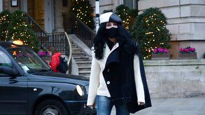 Schwarz-Weiß-Look: Wer macht hier einen auf Cruella de Vil?