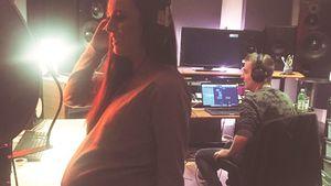 Baby kommt bald: Sängerin Cher Lloyd zeigt ihren Mega-Bauch!