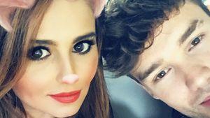 Cheryl Cole & Liam: 1. Pärchen-Pic nach Geburt von Bear!