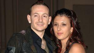 Chester Bennington und seine Frau Talina Ann Bentley