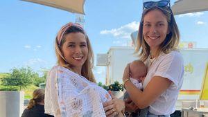 AWZ-Reunion: Cheyenne trifft Tanja Szewczenko und ihre Twins