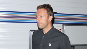 Chris Martin nach Elton Johns Geburtstagsfeier in Hollywood