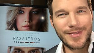 Chris Pratt auf Promotiontour in Mexiko