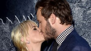 "Chris Pratt und Anna Faris auf der ""Jurassic World""-Premiere in Los Angeles"