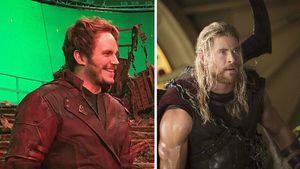 """Fan-Hammer: Chris Pratt spielt im nächsten """"Thor""""-Film mit!"""