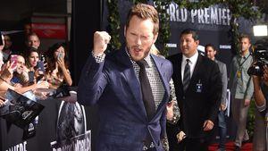 """Chris Pratt bei der Premiere von """"Jurassic World"""""""