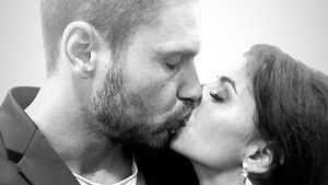 Endlich! Eva Benetatou teilt Knutsch-Pic mit ihrem Chris