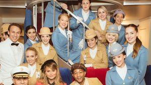 Kimye feiern mit: Chrissy Teigens coole Flugzeug-Bday-Party!