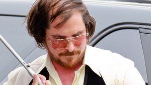 Mut zur Glatze: Das ist wirklich Christian Bale!