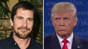 Christian Bale: Trump behandelte ihn am Set wie Bruce Wayne