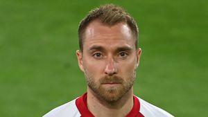 Dänische Nationalmannschaft gibt Update zu Christian Eriksen
