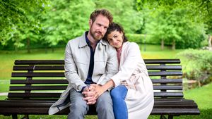 """Sturm der Liebe""-Comeback: Jetzt sprechen Christian & Liza!"
