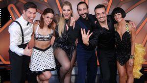 Christian Polanc, Vanessa Mai, Angelina Kirsch, Massimo Sinato, Giovanni Zarrella und Marta Arndt
