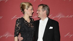 Bettina Wulff und Christian Wulff