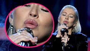 """Fans mögen Christina Aguileras """"aufgespritzte"""" Lippen nicht"""