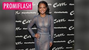 Netz-Dress & Nippel-Pasties: Christina Milian super-sexy!