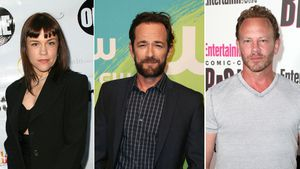 """Beverly Hills, 90210""-Stars trauern um Luke Perry (†52)"