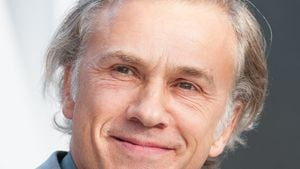 "Christoph Waltz bei der Premiere von ""The Legend of Tarzan"" in London"