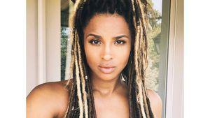 Nach Geburt ihrer Tochter: Ciara trägt wieder Reggae-Look