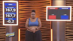 """The Biggest Loser""-Aus: Wie verkraftet Cindy den Rauswurf?"