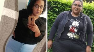 """208 vs. 154 Kilo: """"Biggest Loser""""-Cindy zeigt Abnehmerfolg!"""
