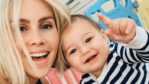 """""""Bester Freund"""": Claire Holts Sohn ist schon ein Jahr alt"""